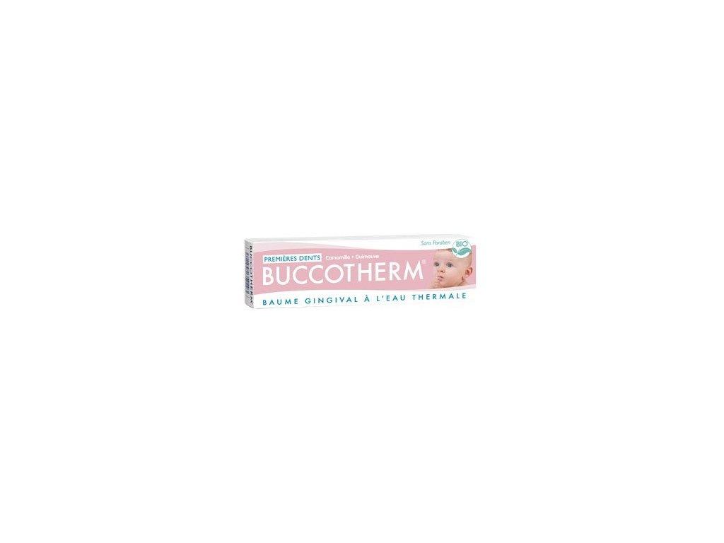 BIO masážní gel Buccotherm 50 ml