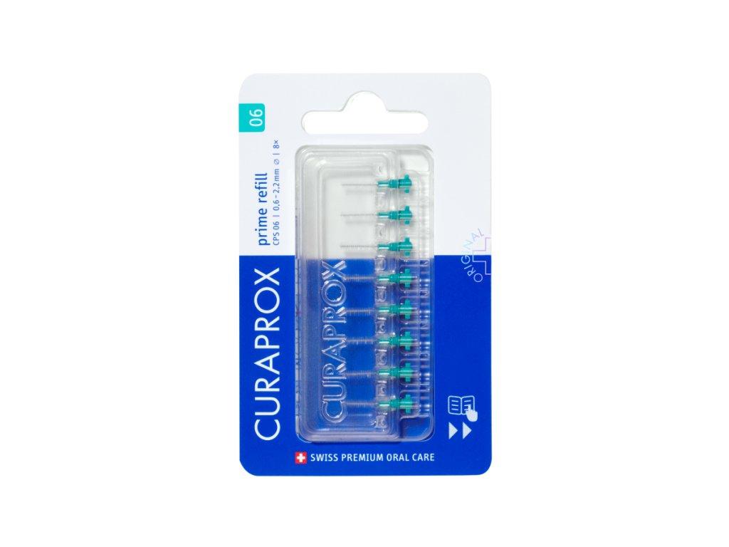 Curaprox CPS 06 prime refill, 8 ks