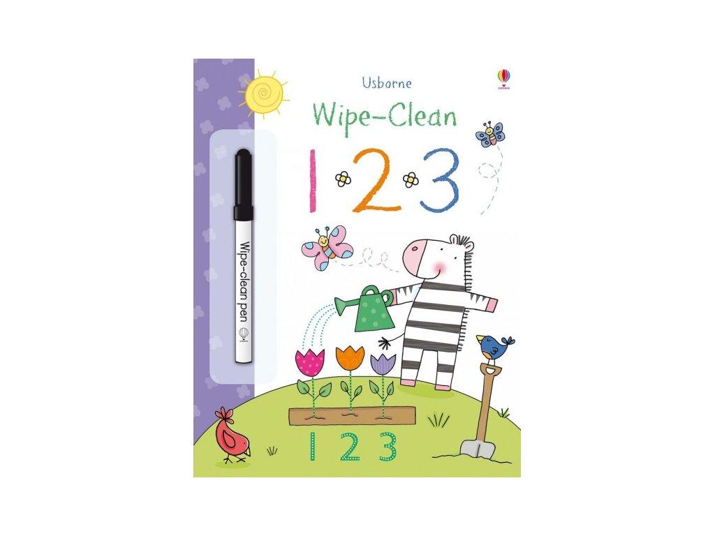 Usborne Wipe-Clean 1-2-3