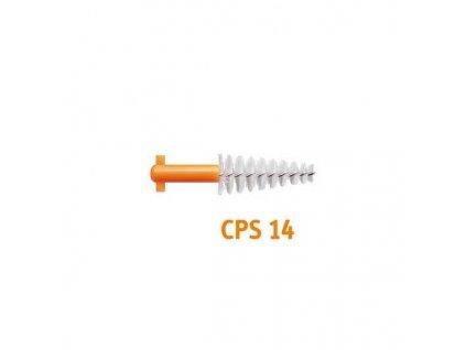 Curaprox CPS 14 Mezizubní kartáčky regular 5 ks v blistru