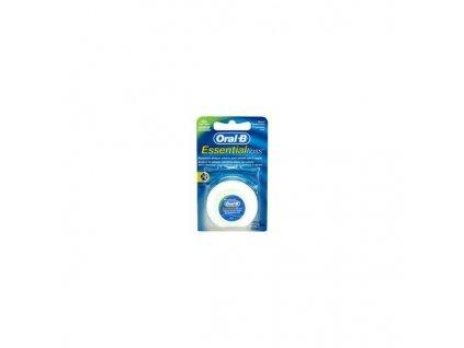Oral-B Essential Floss voskovaná, 50 m