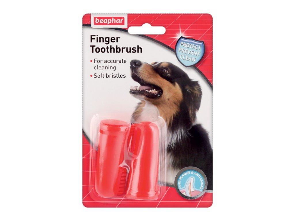 zubni kartacek na prst beaphar default