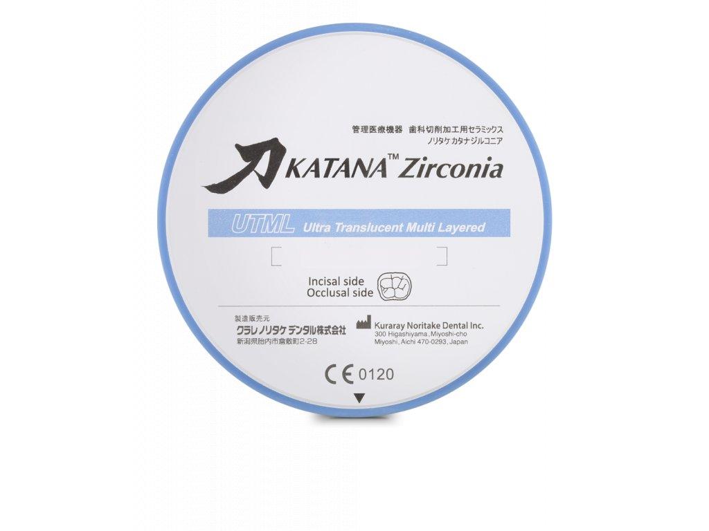 KATANA Zirconia - UTML - 18mm
