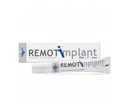 REMOT implant 27g Tube Englisch groß