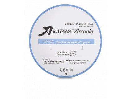 KATANA Zirconia - UTML - 22mm