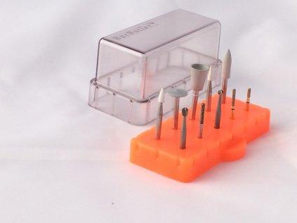 10 Hole BurButler Base and lid