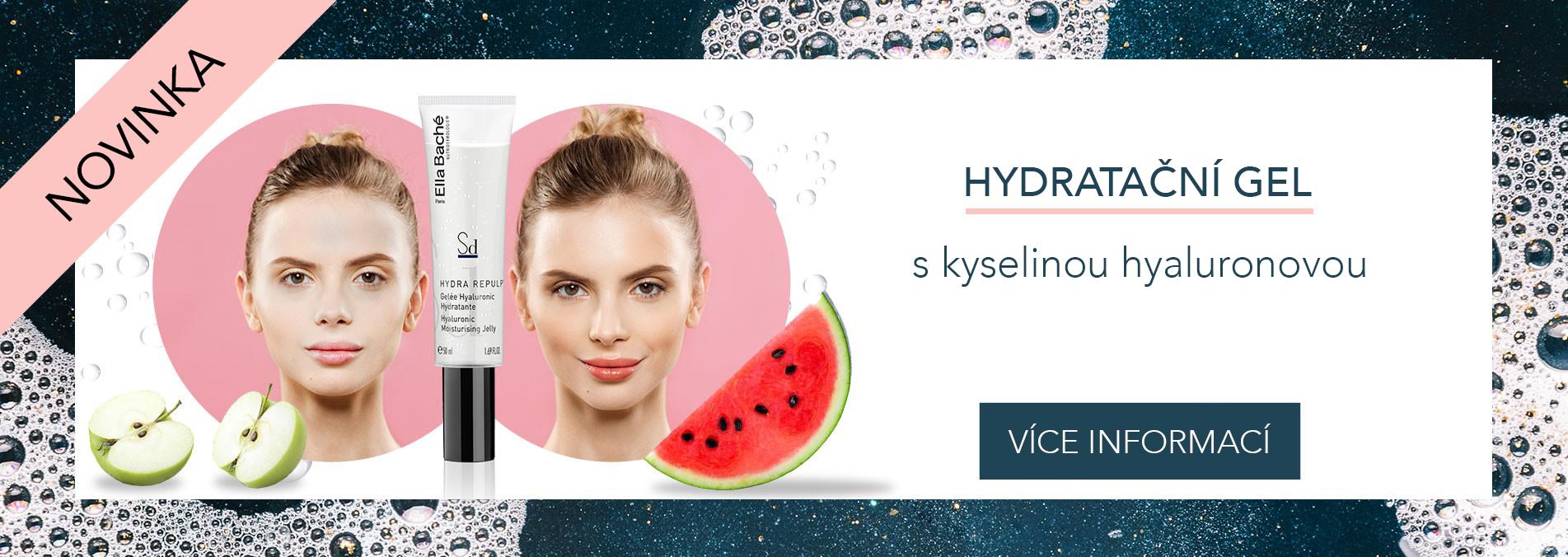 Ella Hydratační gel s kyselinou hyaluronovou