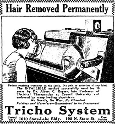 tricho-machine