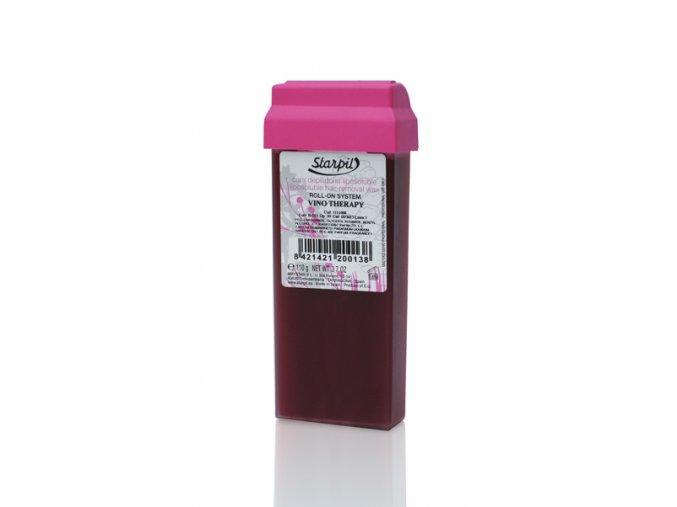 Starpil depilační vosk tělový vínový 110 g