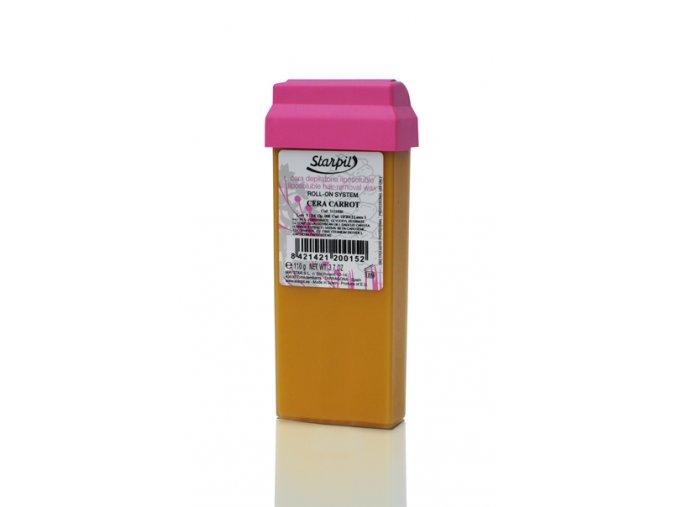 Starpil depilační vosk tělový mrkvový 110 g