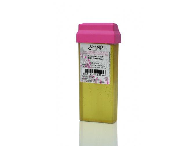 Starpil depilační vosk tělový přírodní 110 g