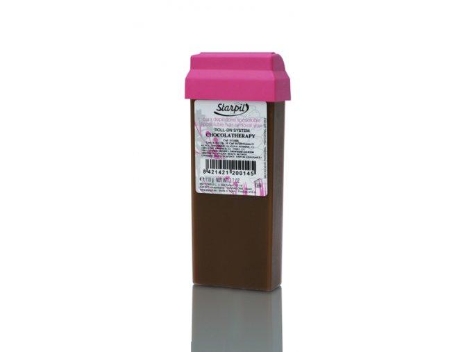 Starpil depilační vosk tělový čokoládový 110 g