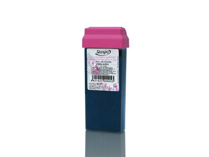 Starpil depilační vosk tělový azulenový 110 g