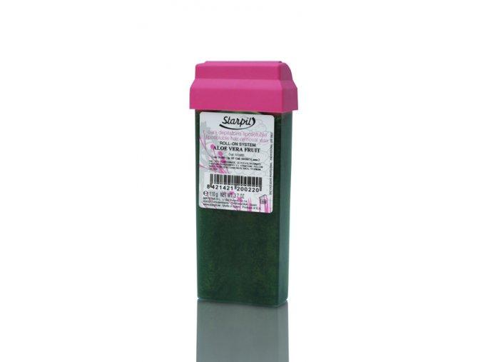 Starpil depilační vosk tělový aloe vera 110 g