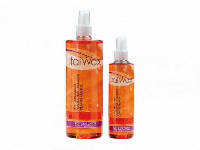 Italwax olej po depilaci pomeranč 500 ml