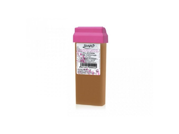 Starpil depilační vosk cappucino 110 g