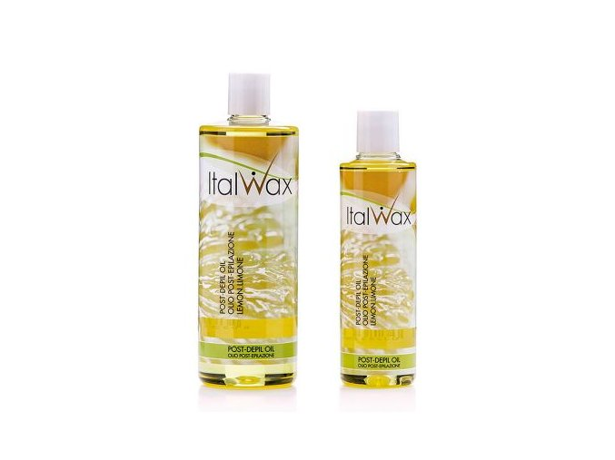 italwax olej po depilaci citron