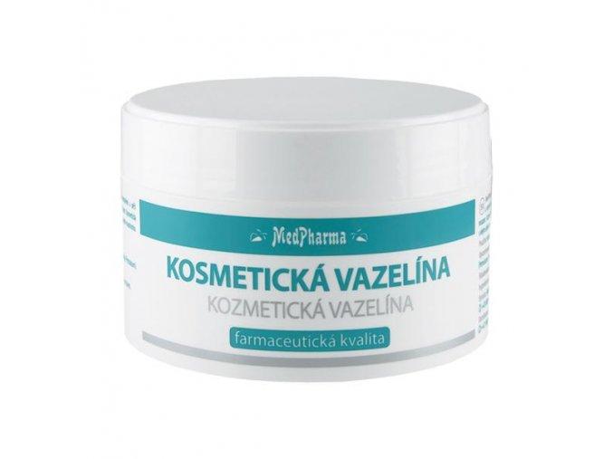 Bílá kosmetická vazelína 100 ml