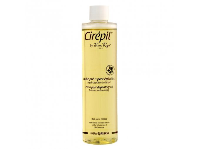 cirepil olej pred depilaci