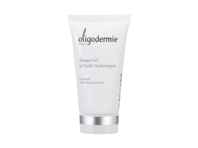 Oligodermie Gelová maska s kyselinou hyaluronovou 50 ml