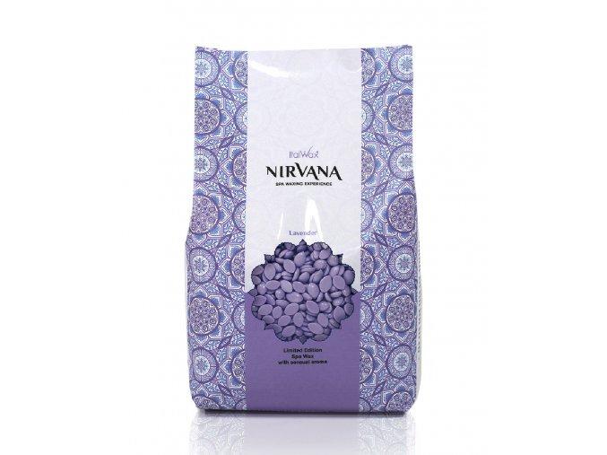 italwax filmwax zrnka vosku nirvana lavender 1 kg