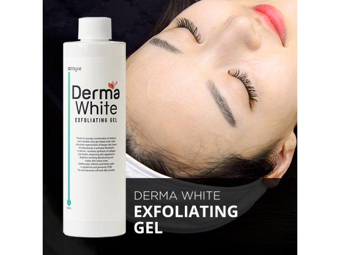 dermawhite exfoliacni gel