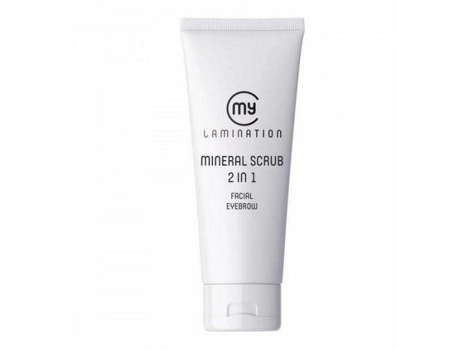 mineral scrub