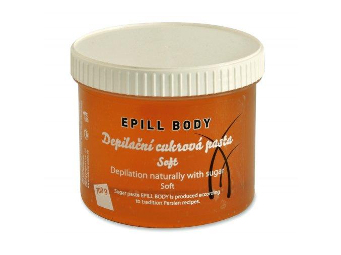 Epill Body Depilační cukrová pasta Soft 700 g