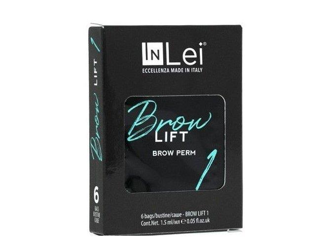 inlei brow lift 1 monodose permanente per sopracciglia 2 1