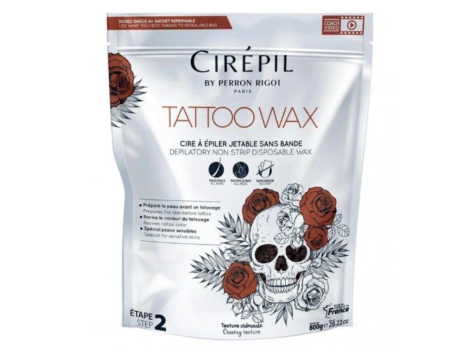 Cirepil tetovaci vosk