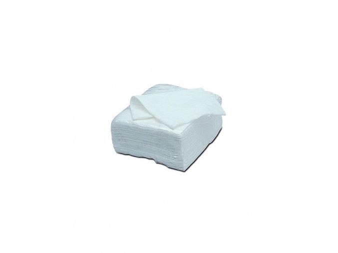 roial ubrousky kosmeticke z netkane textilie skladane 30 x 40 50 ks liscio