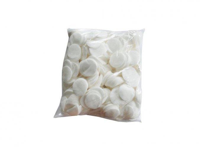 Ekonomické balení vatových kosmetických tamponů 1100 ks