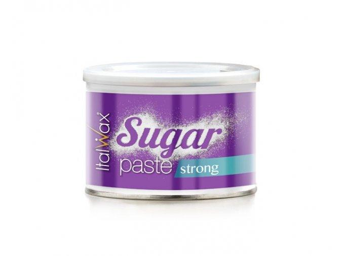 italwax cukrova pasta v plechovce 400 ml strong