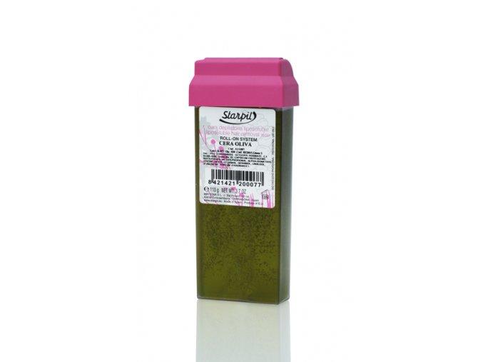Starpil depilační vosk tělový olivový 110 g