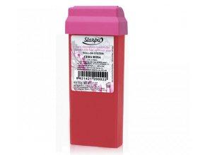 Starpil depilační vosk tělový růžový 110 g