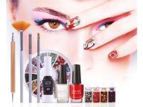 31828 1600 vyr 1599RIO beauty Nail Artist Starter Kit