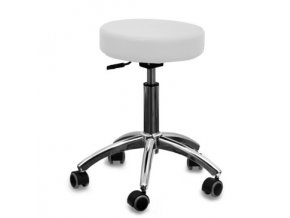 Kosmetická židle bez opěradla