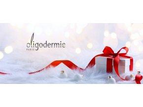 Vánoční dárková poukázka Oligodermie