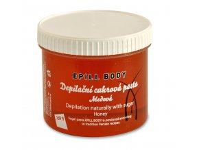 Epill Body Depilační cukrová pasta medová 700 g