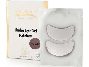 violet under eye gel patches pre made