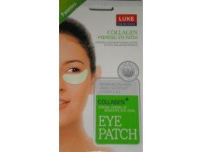 Očná maska s kolagénom (pár)
