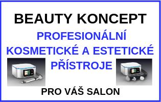 beauty koncept přístroje do kosmetických salonů