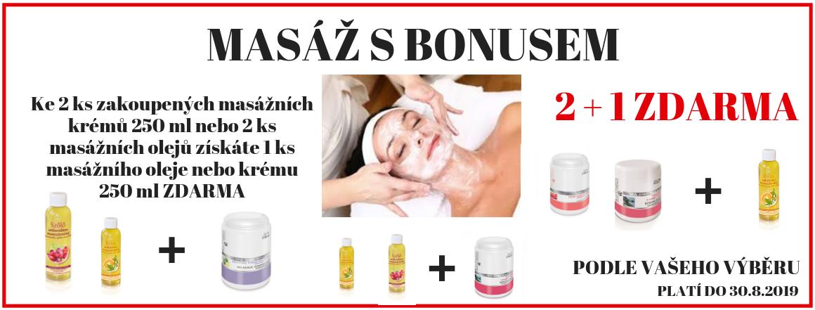 dermabeauty oleje a masážní krémy