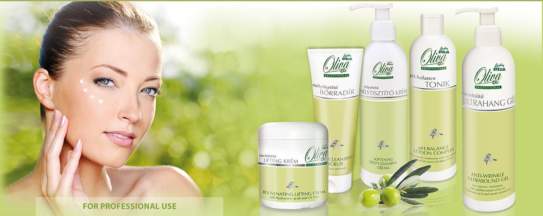 OLIVE  hydratační profesionální péče