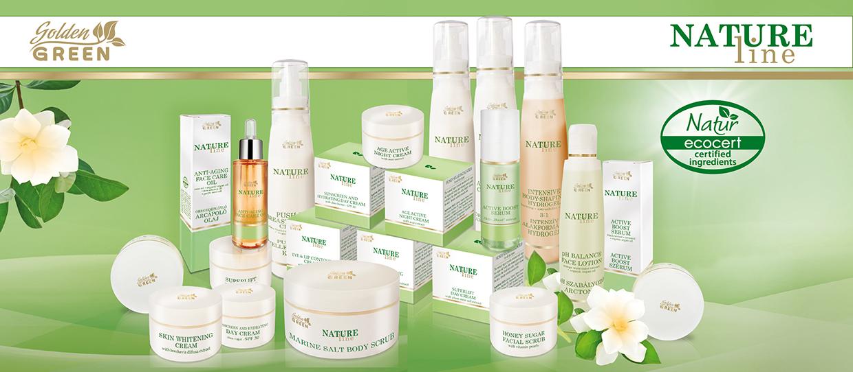 NATURE - certifikovaná biokosmetika