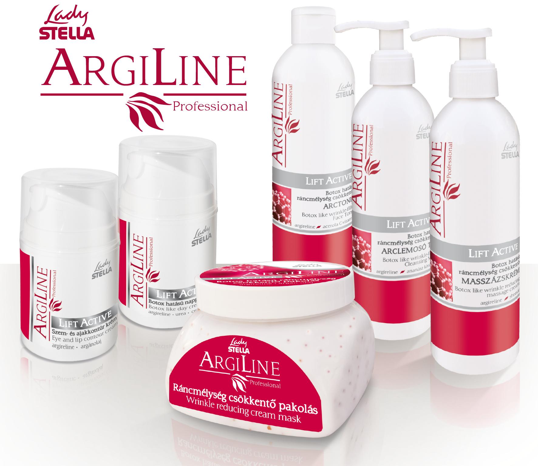 ARGILINE neinvazivní botox