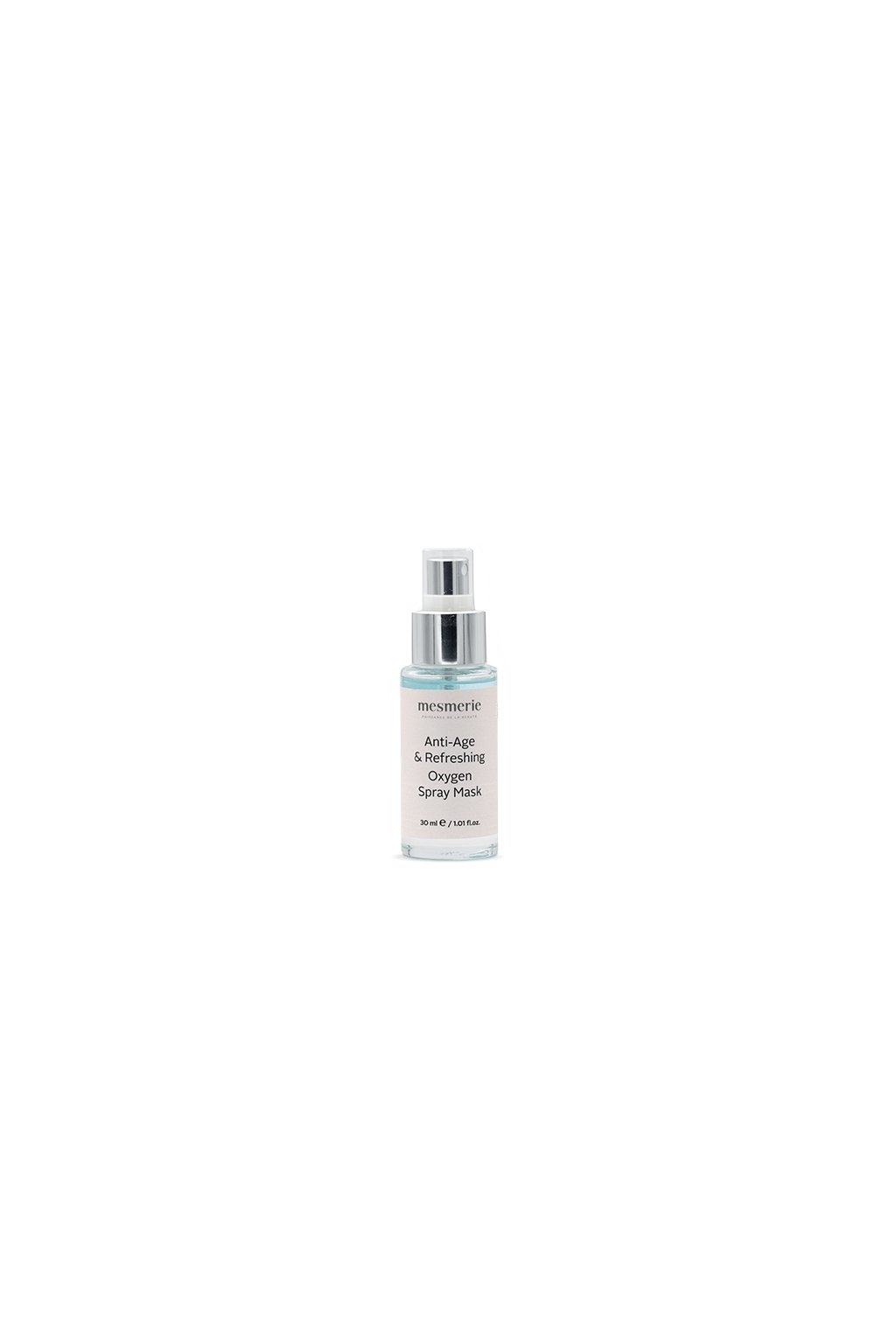 anti age and refreshing oxygen spray mask