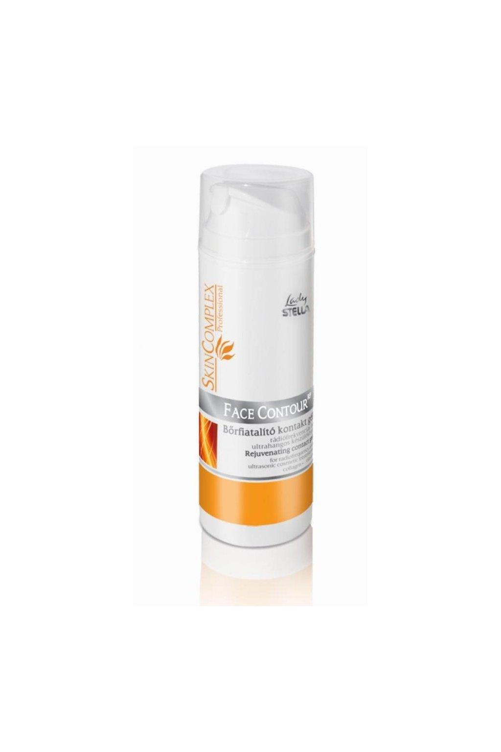 SKINCOMPLEX FACE CONTOUR ultrazvukový dermální gel s elastinem a kolagenem