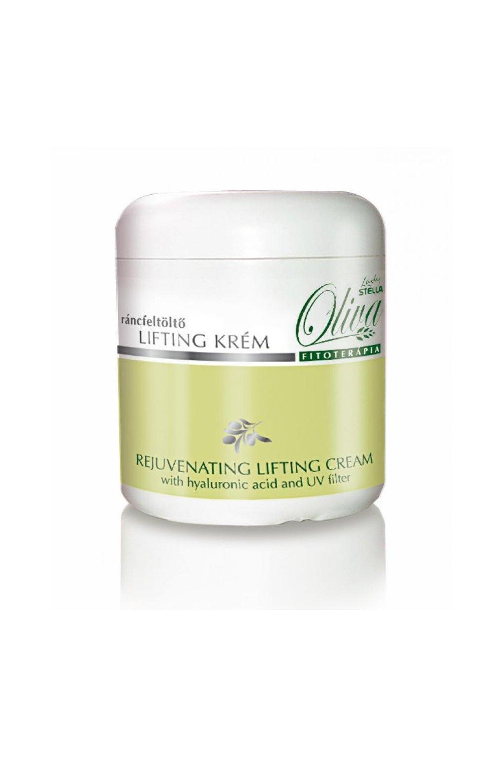 OLIVE liftingový krém pro intenzivní omlazení s UV faktorem