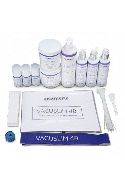 Vacuslim 48 Start up